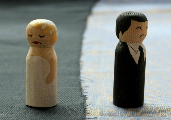 Bryllup med reklamasjon ?