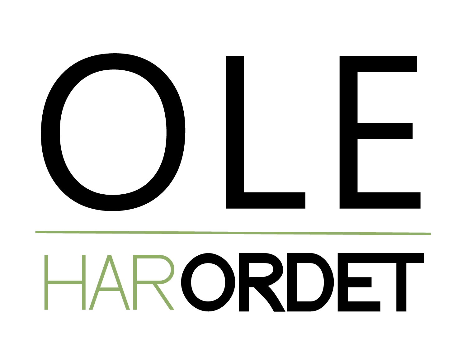 OLE HAR ORDET